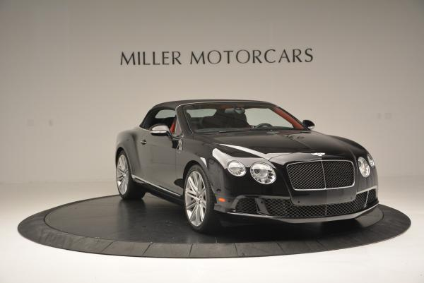 Used 2014 Bentley Continental GT Speed Convertible for sale Sold at Maserati of Greenwich in Greenwich CT 06830 24