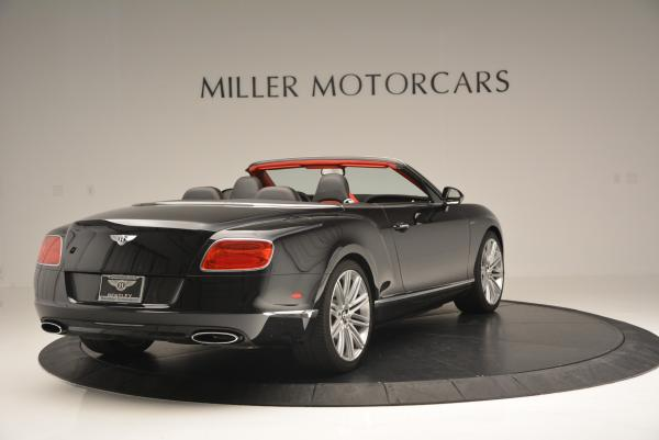 Used 2014 Bentley Continental GT Speed Convertible for sale Sold at Maserati of Greenwich in Greenwich CT 06830 7