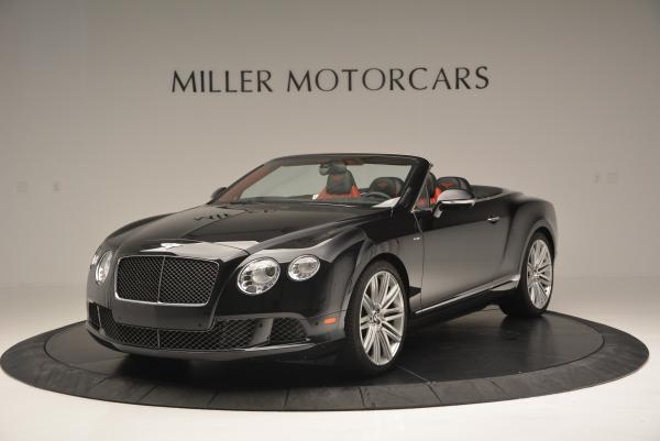 Used 2014 Bentley Continental GT Speed Convertible for sale Sold at Maserati of Greenwich in Greenwich CT 06830 1