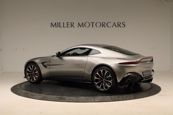 New 2019 Aston Martin Vantage for sale Sold at Maserati of Greenwich in Greenwich CT 06830 13