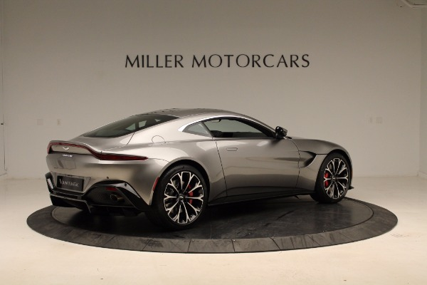 New 2019 Aston Martin Vantage for sale Sold at Maserati of Greenwich in Greenwich CT 06830 17