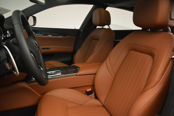 New 2016 Maserati Quattroporte S Q4 for sale Sold at Maserati of Greenwich in Greenwich CT 06830 13