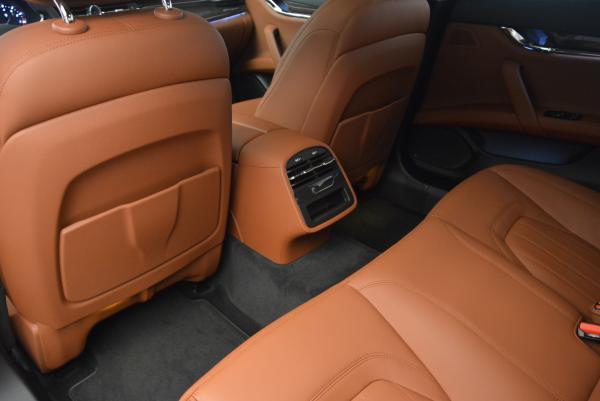 New 2016 Maserati Quattroporte S Q4 for sale Sold at Maserati of Greenwich in Greenwich CT 06830 14