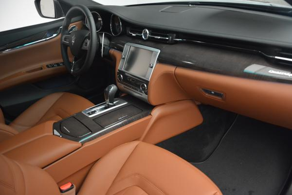 New 2016 Maserati Quattroporte S Q4 for sale Sold at Maserati of Greenwich in Greenwich CT 06830 17
