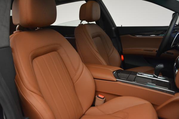 New 2016 Maserati Quattroporte S Q4 for sale Sold at Maserati of Greenwich in Greenwich CT 06830 19