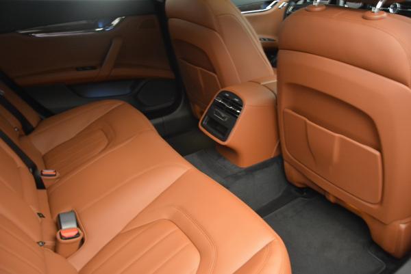 New 2016 Maserati Quattroporte S Q4 for sale Sold at Maserati of Greenwich in Greenwich CT 06830 21