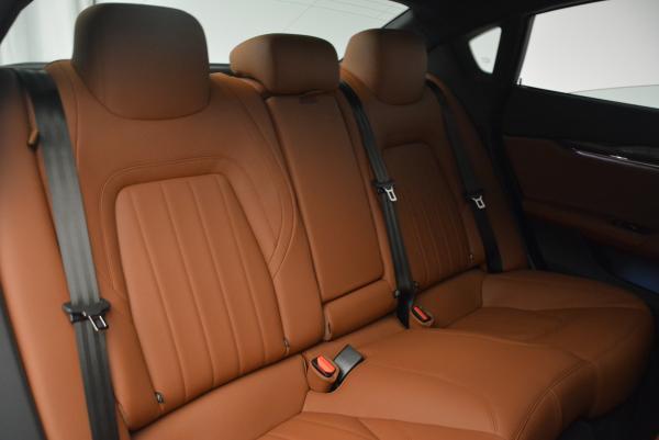 New 2016 Maserati Quattroporte S Q4 for sale Sold at Maserati of Greenwich in Greenwich CT 06830 23
