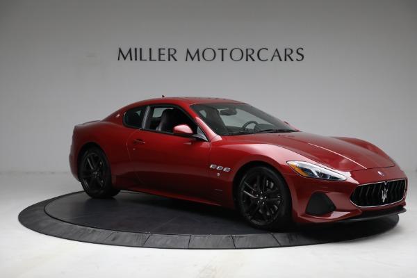 Used 2018 Maserati GranTurismo Sport for sale $94,900 at Maserati of Greenwich in Greenwich CT 06830 10