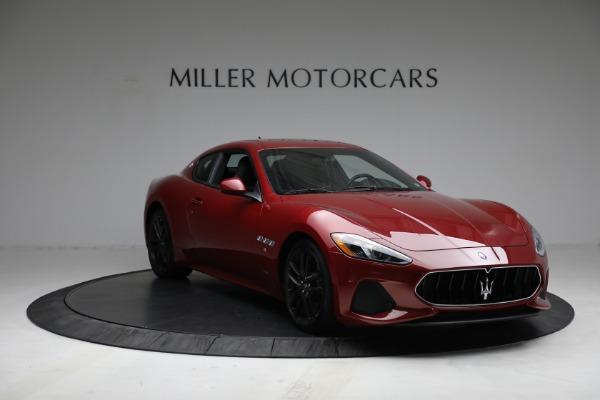 Used 2018 Maserati GranTurismo Sport for sale $94,900 at Maserati of Greenwich in Greenwich CT 06830 11