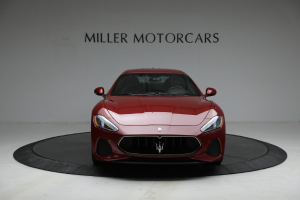 Used 2018 Maserati GranTurismo Sport for sale $94,900 at Maserati of Greenwich in Greenwich CT 06830 12