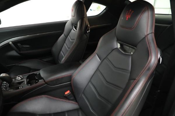 Used 2018 Maserati GranTurismo Sport for sale $94,900 at Maserati of Greenwich in Greenwich CT 06830 15