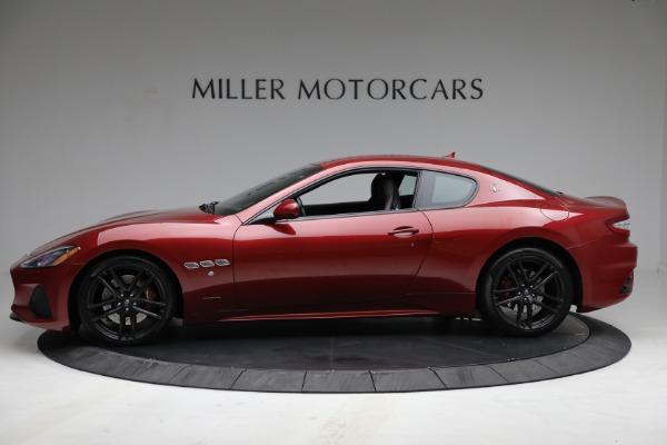 Used 2018 Maserati GranTurismo Sport for sale $94,900 at Maserati of Greenwich in Greenwich CT 06830 3