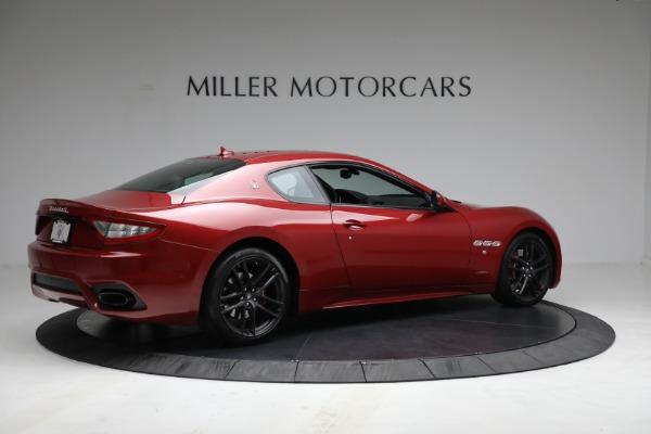 Used 2018 Maserati GranTurismo Sport for sale $94,900 at Maserati of Greenwich in Greenwich CT 06830 8