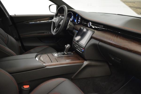 Used 2018 Maserati Quattroporte S Q4 GranLusso for sale Sold at Maserati of Greenwich in Greenwich CT 06830 20