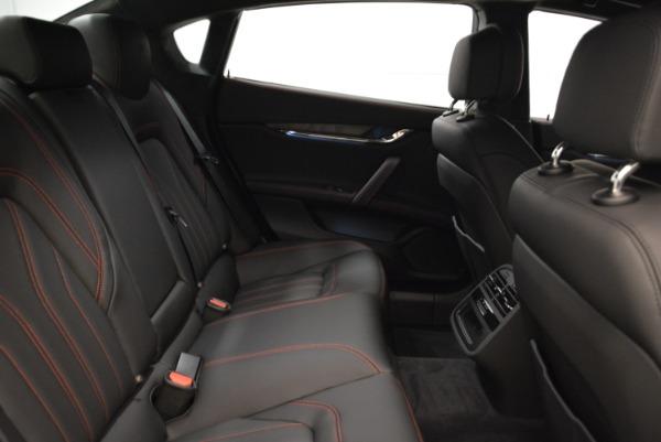 Used 2018 Maserati Quattroporte S Q4 GranLusso for sale Sold at Maserati of Greenwich in Greenwich CT 06830 24