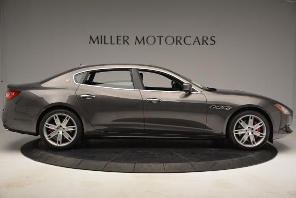 New 2016 Maserati Quattroporte S Q4 for sale Sold at Maserati of Greenwich in Greenwich CT 06830 10