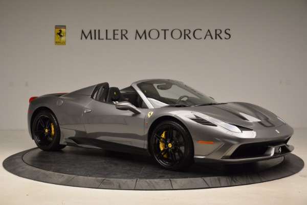 Used 2015 Ferrari 458 Speciale Aperta for sale Sold at Maserati of Greenwich in Greenwich CT 06830 10