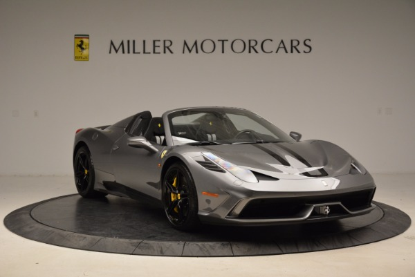 Used 2015 Ferrari 458 Speciale Aperta for sale Sold at Maserati of Greenwich in Greenwich CT 06830 11