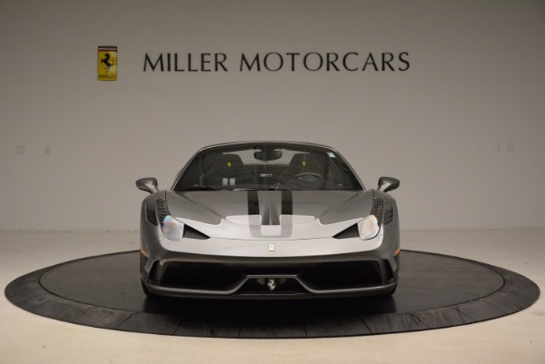 Used 2015 Ferrari 458 Speciale Aperta for sale Sold at Maserati of Greenwich in Greenwich CT 06830 12