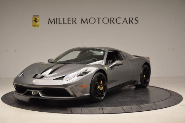 Used 2015 Ferrari 458 Speciale Aperta for sale Sold at Maserati of Greenwich in Greenwich CT 06830 13