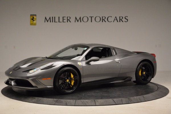 Used 2015 Ferrari 458 Speciale Aperta for sale Sold at Maserati of Greenwich in Greenwich CT 06830 14