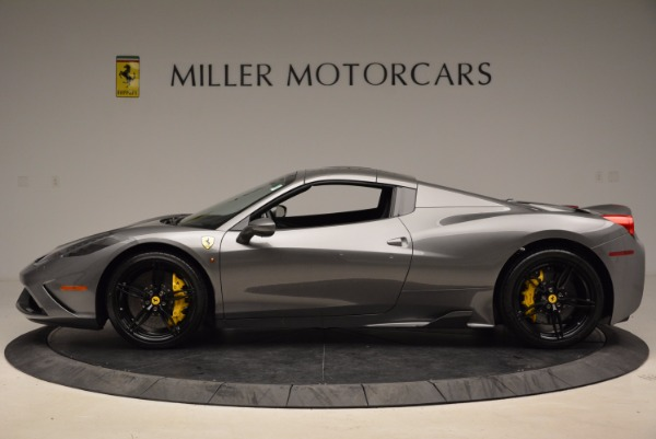 Used 2015 Ferrari 458 Speciale Aperta for sale Sold at Maserati of Greenwich in Greenwich CT 06830 15