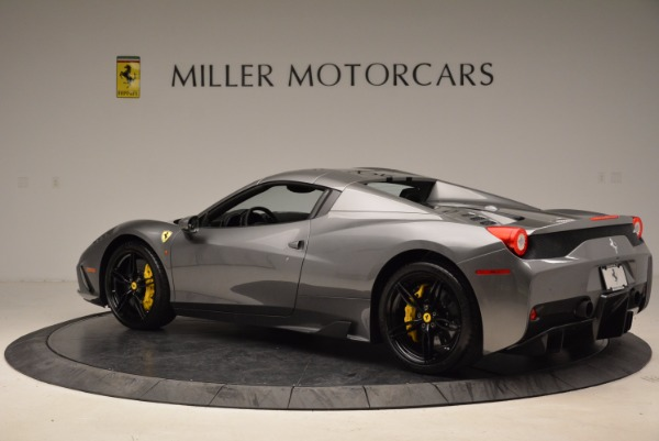 Used 2015 Ferrari 458 Speciale Aperta for sale Sold at Maserati of Greenwich in Greenwich CT 06830 16
