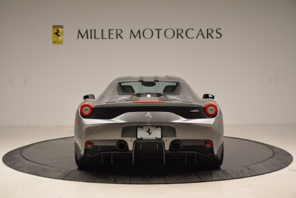 Used 2015 Ferrari 458 Speciale Aperta for sale Sold at Maserati of Greenwich in Greenwich CT 06830 18