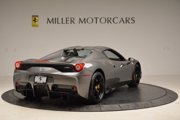 Used 2015 Ferrari 458 Speciale Aperta for sale Sold at Maserati of Greenwich in Greenwich CT 06830 19