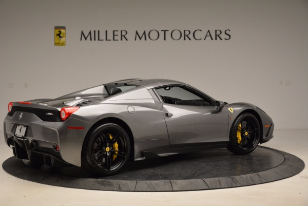 Used 2015 Ferrari 458 Speciale Aperta for sale Sold at Maserati of Greenwich in Greenwich CT 06830 20