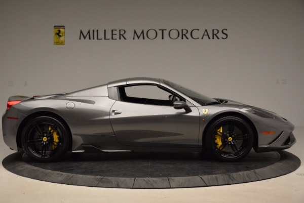 Used 2015 Ferrari 458 Speciale Aperta for sale Sold at Maserati of Greenwich in Greenwich CT 06830 21
