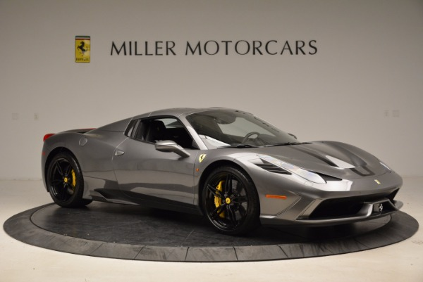 Used 2015 Ferrari 458 Speciale Aperta for sale Sold at Maserati of Greenwich in Greenwich CT 06830 22