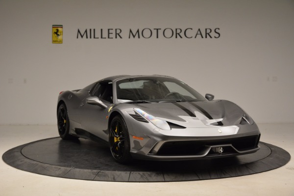 Used 2015 Ferrari 458 Speciale Aperta for sale Sold at Maserati of Greenwich in Greenwich CT 06830 23