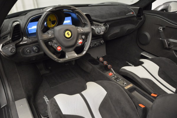 Used 2015 Ferrari 458 Speciale Aperta for sale Sold at Maserati of Greenwich in Greenwich CT 06830 27