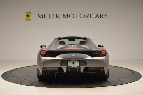 Used 2015 Ferrari 458 Speciale Aperta for sale Sold at Maserati of Greenwich in Greenwich CT 06830 6
