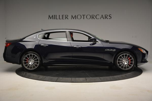 New 2016 Maserati Quattroporte S Q4  *******      DEALER'S  DEMO for sale Sold at Maserati of Greenwich in Greenwich CT 06830 10