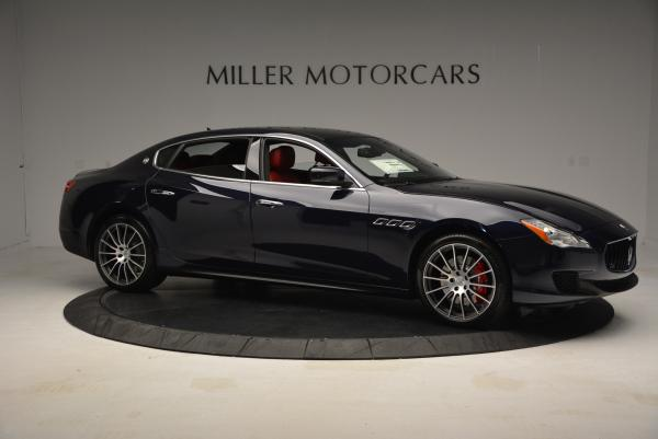 New 2016 Maserati Quattroporte S Q4  *******      DEALER'S  DEMO for sale Sold at Maserati of Greenwich in Greenwich CT 06830 11