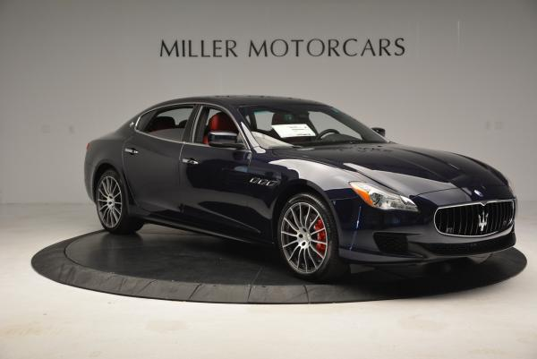 New 2016 Maserati Quattroporte S Q4  *******      DEALER'S  DEMO for sale Sold at Maserati of Greenwich in Greenwich CT 06830 12