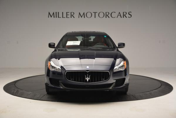 New 2016 Maserati Quattroporte S Q4  *******      DEALER'S  DEMO for sale Sold at Maserati of Greenwich in Greenwich CT 06830 13