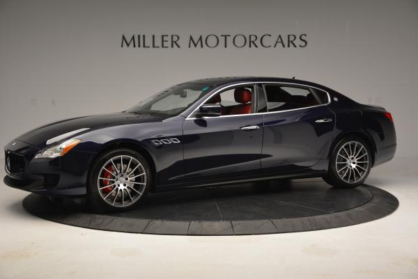 New 2016 Maserati Quattroporte S Q4  *******      DEALER'S  DEMO for sale Sold at Maserati of Greenwich in Greenwich CT 06830 3