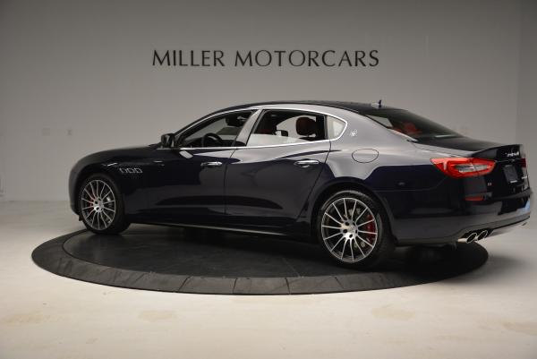 New 2016 Maserati Quattroporte S Q4  *******      DEALER'S  DEMO for sale Sold at Maserati of Greenwich in Greenwich CT 06830 5