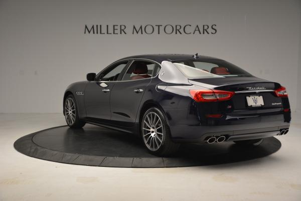 New 2016 Maserati Quattroporte S Q4  *******      DEALER'S  DEMO for sale Sold at Maserati of Greenwich in Greenwich CT 06830 6