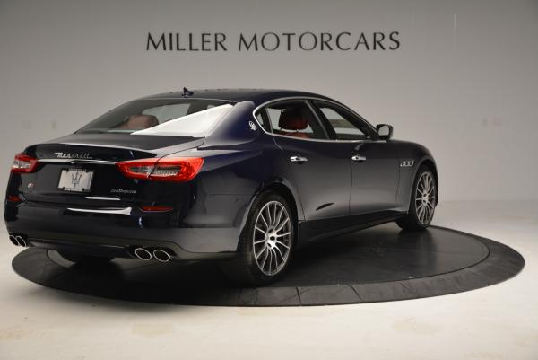 New 2016 Maserati Quattroporte S Q4  *******      DEALER'S  DEMO for sale Sold at Maserati of Greenwich in Greenwich CT 06830 8