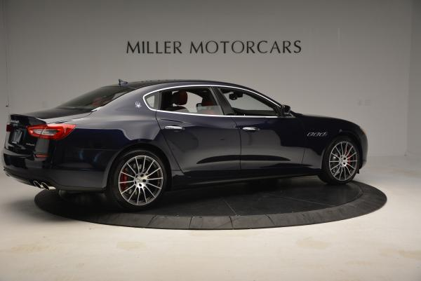 New 2016 Maserati Quattroporte S Q4  *******      DEALER'S  DEMO for sale Sold at Maserati of Greenwich in Greenwich CT 06830 9