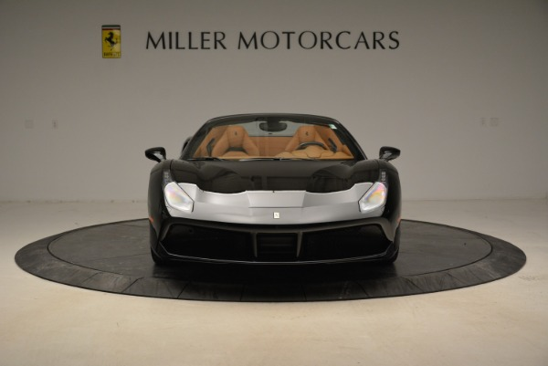 Used 2017 Ferrari 488 Spider for sale Sold at Maserati of Greenwich in Greenwich CT 06830 12
