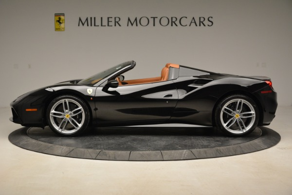 Used 2017 Ferrari 488 Spider for sale Sold at Maserati of Greenwich in Greenwich CT 06830 3