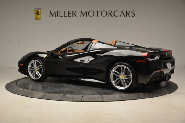 Used 2017 Ferrari 488 Spider for sale Sold at Maserati of Greenwich in Greenwich CT 06830 4