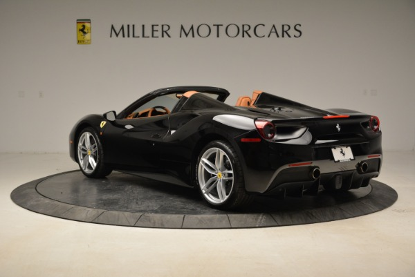 Used 2017 Ferrari 488 Spider for sale Sold at Maserati of Greenwich in Greenwich CT 06830 5