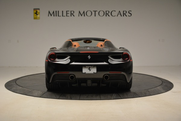 Used 2017 Ferrari 488 Spider for sale Sold at Maserati of Greenwich in Greenwich CT 06830 6