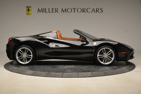 Used 2017 Ferrari 488 Spider for sale Sold at Maserati of Greenwich in Greenwich CT 06830 9